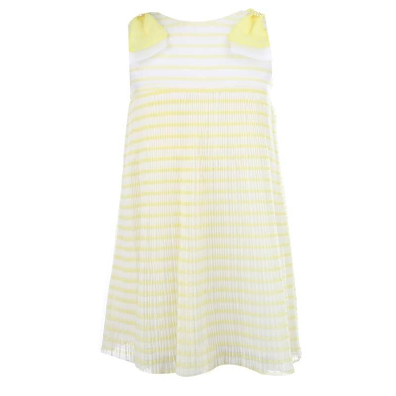 Купить Платье MAYORAL, цв. желтый, 116 р-р, Детские платья и сарафаны