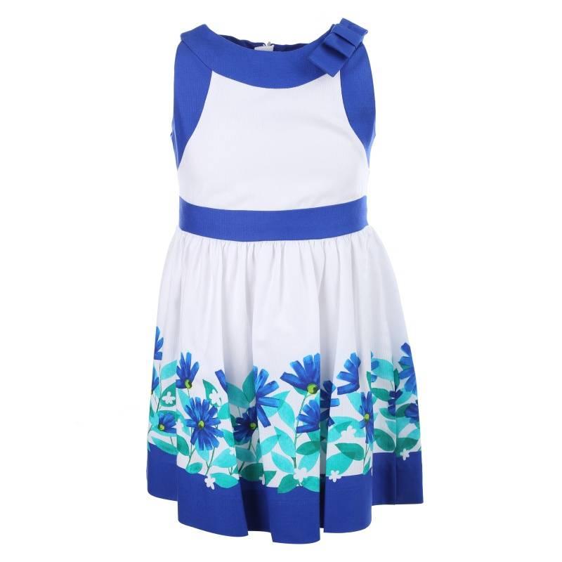 Купить Платье MAYORAL, цв. белый, 104 р-р, Детские платья и сарафаны