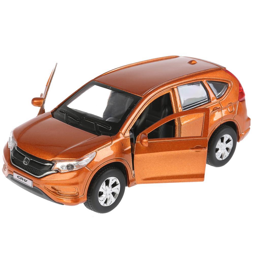 Купить Машина инерционная Технопарк HONDA CR-V металлическая 12 см, Игрушечные машинки