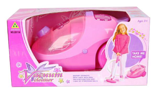 Купить Пылесос игрушечный Shantou 0704U226, Shantou Gepai, Детские пылесосы