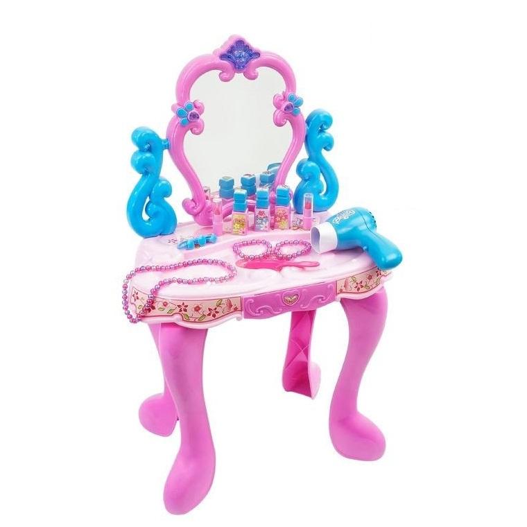 Детский косметический столик Beauty с аксессуарами и музыкой 008-86