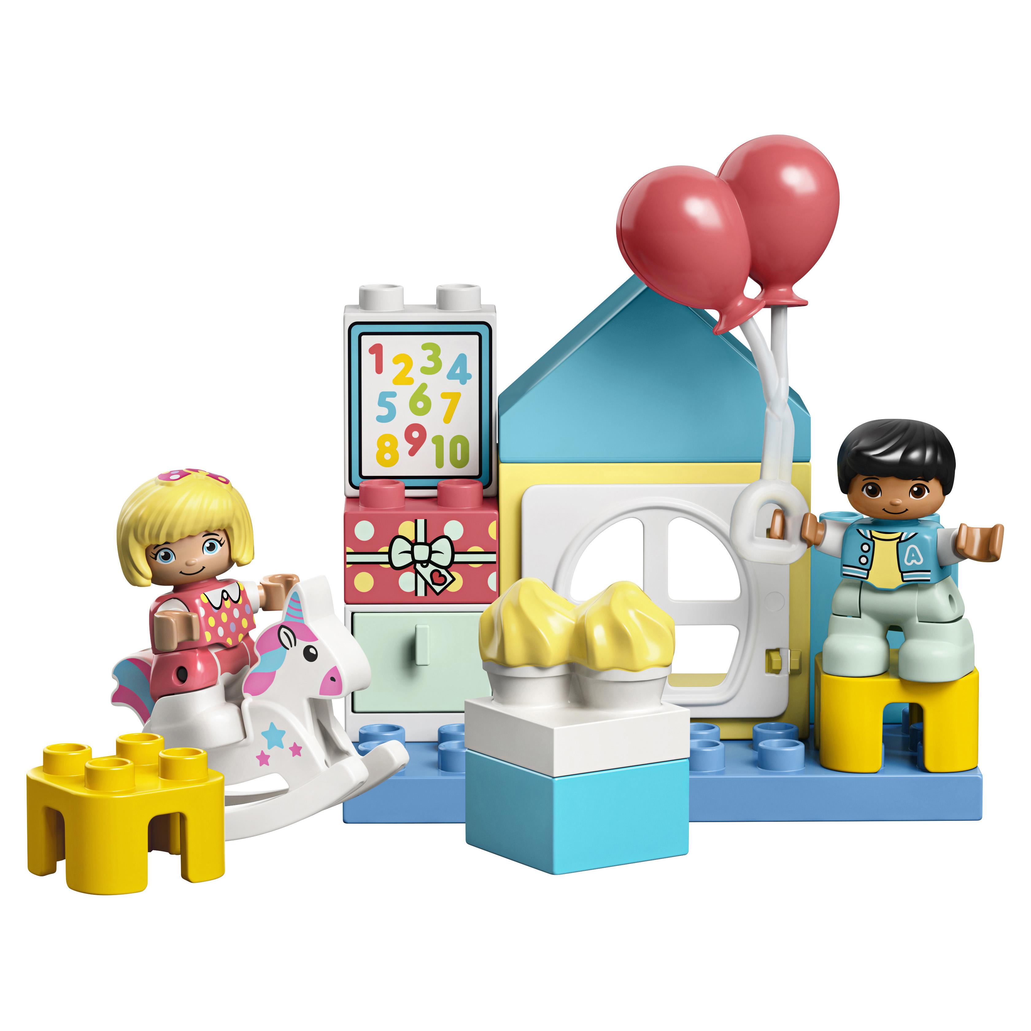 Конструктор LEGO DUPLO Town 10925 Игровая комната фото