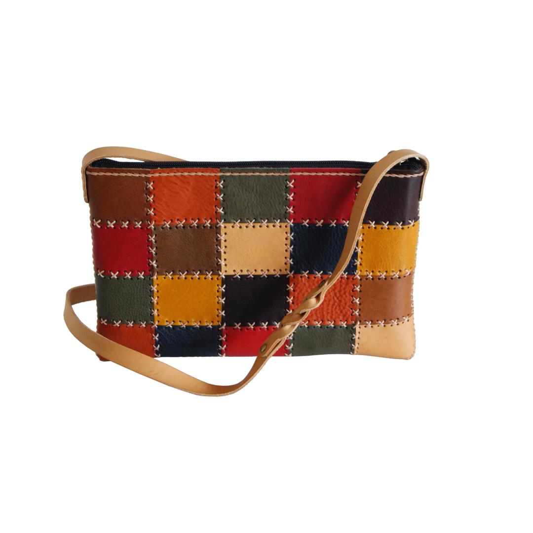 Спортивная сумка женская кожаная Bufalo SJ