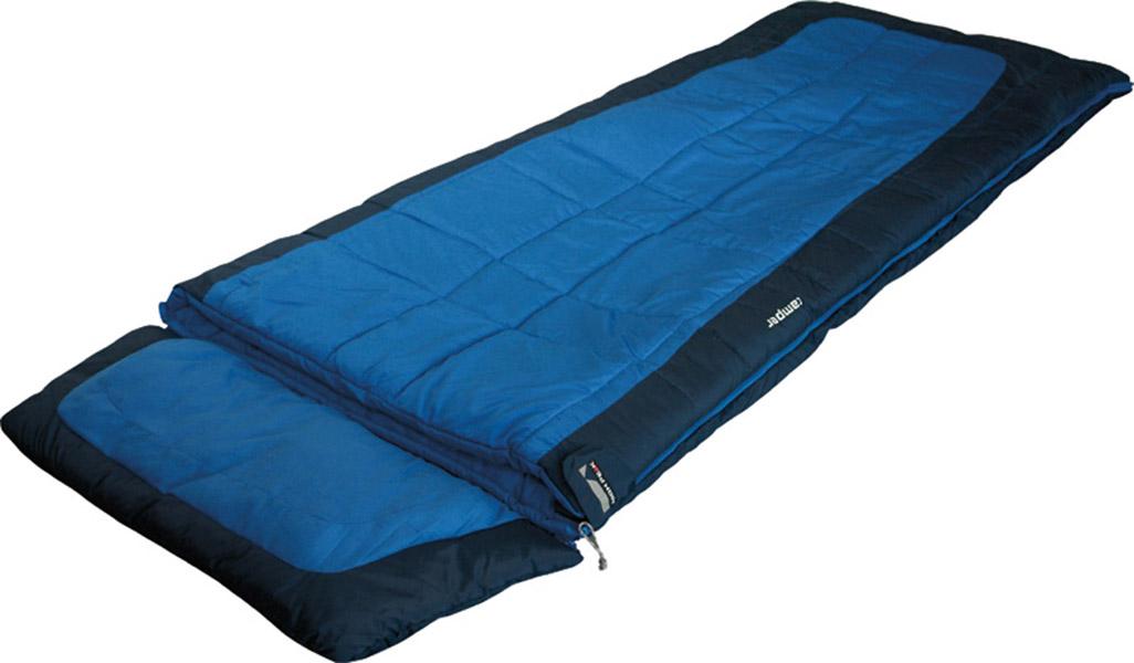 Спальный мешок High Peak Camper 21240 синий