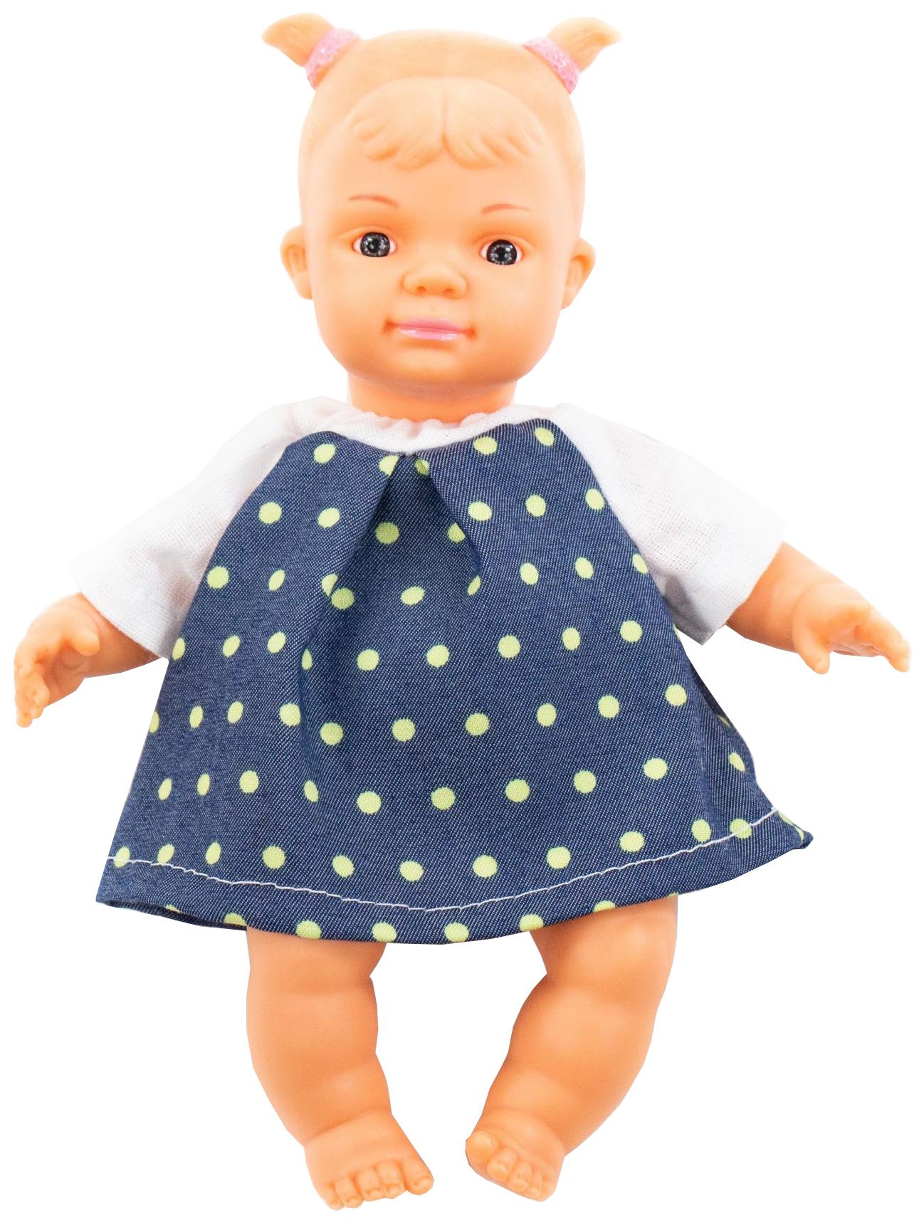 Кукла Крошка Даша , 19 см, Полесье, Классические куклы  - купить со скидкой