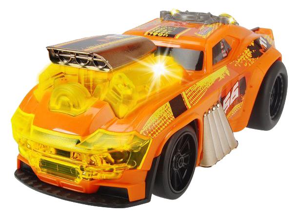 Внедорожник Dickie Toys Демон скорости Оранжевый