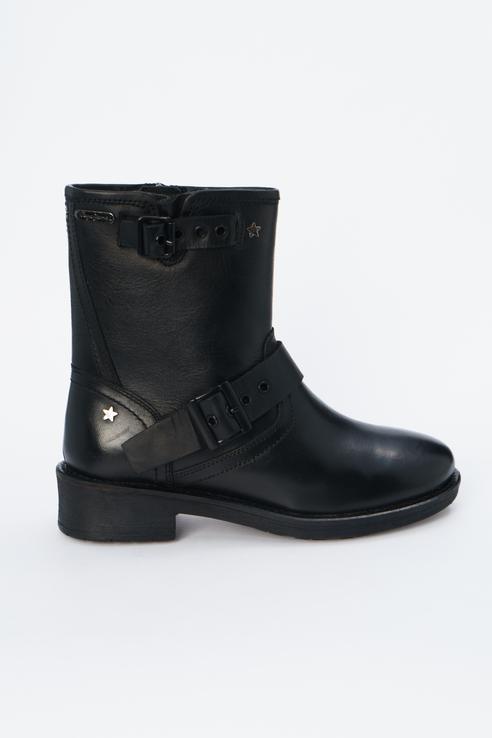 Полусапоги женские Pepe Jeans PLS50345 черные 39 RU