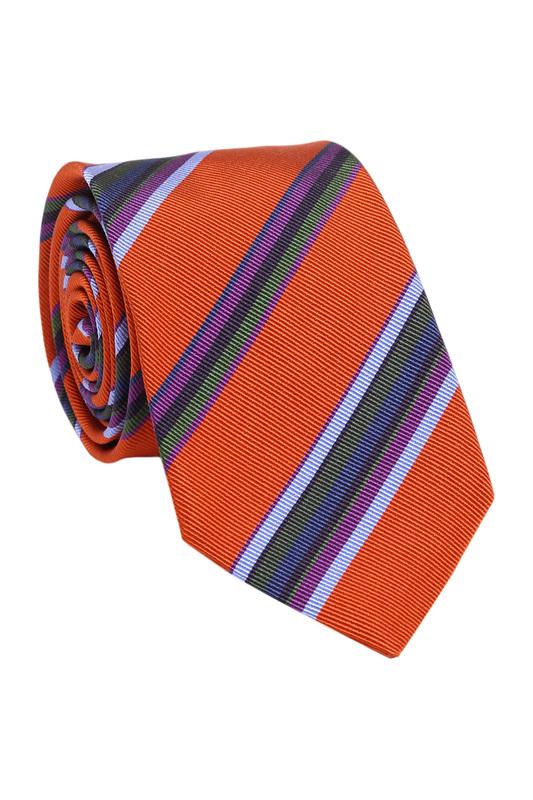 Галстук мужской Ascot 3045 разноцветный