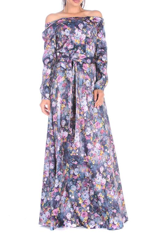 Платье женское Rebecca Tatti RR1078_2KTP черное XS