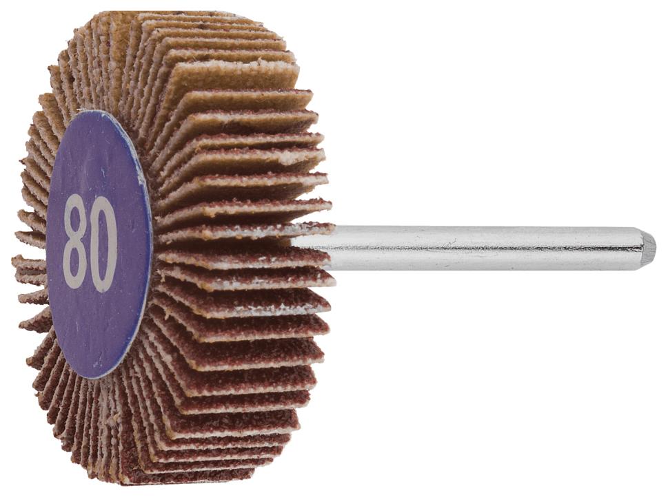 Круг Зубр веерный на шпильке, P