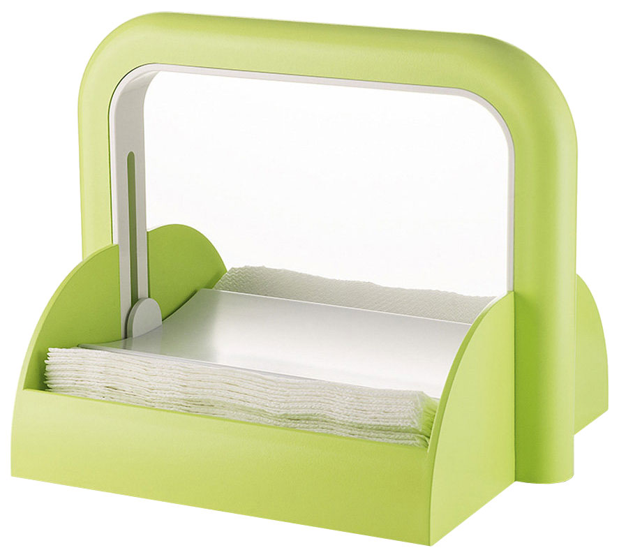 Держатель для бумажного полотенца Guzzini 07005584 Зеленый