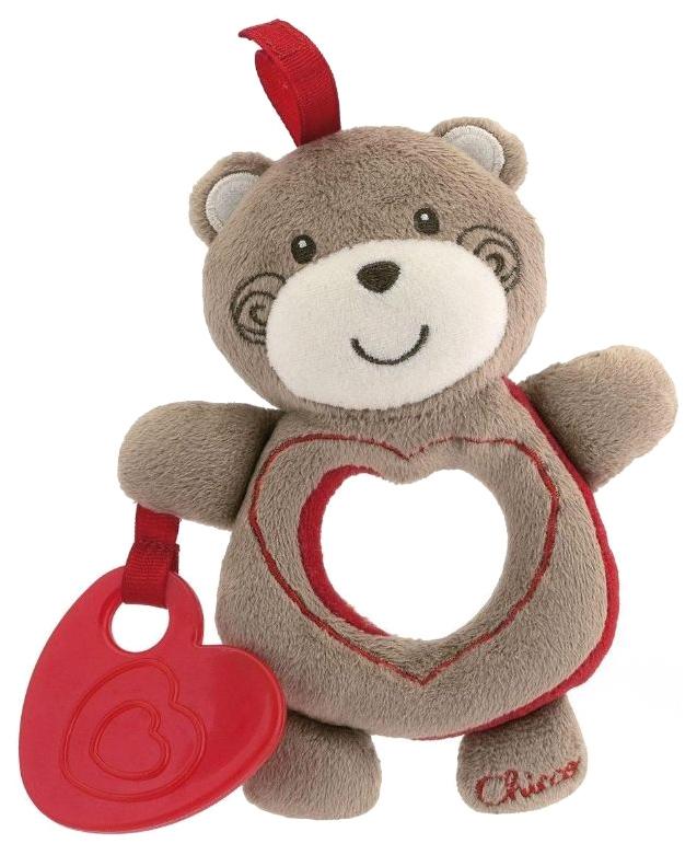 Купить Подвеска Медвежонок, Подвесная игрушка Chicco Sweet Love Teddy Медвежонок, Подвесные игрушки