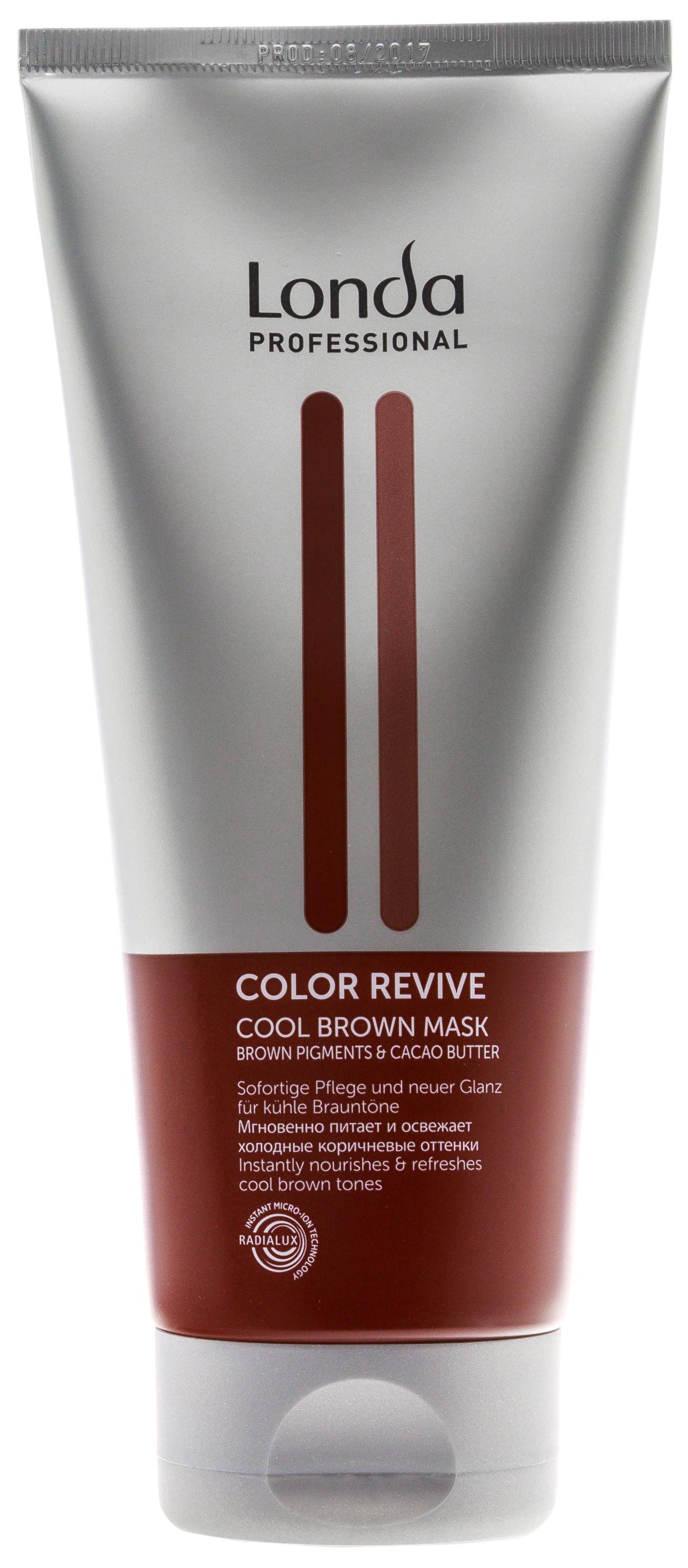 Маска для волос Londa Professional Color Revive Cool Brown Mask 200 мл