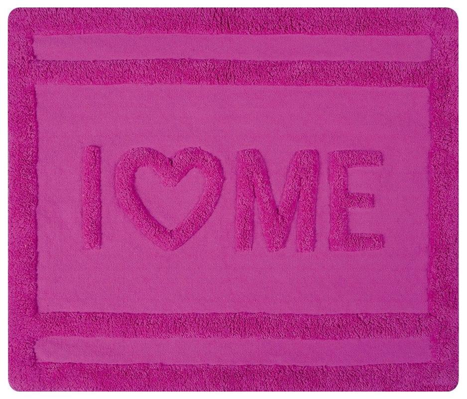 Коврик для ванной Spirella Love Розовый