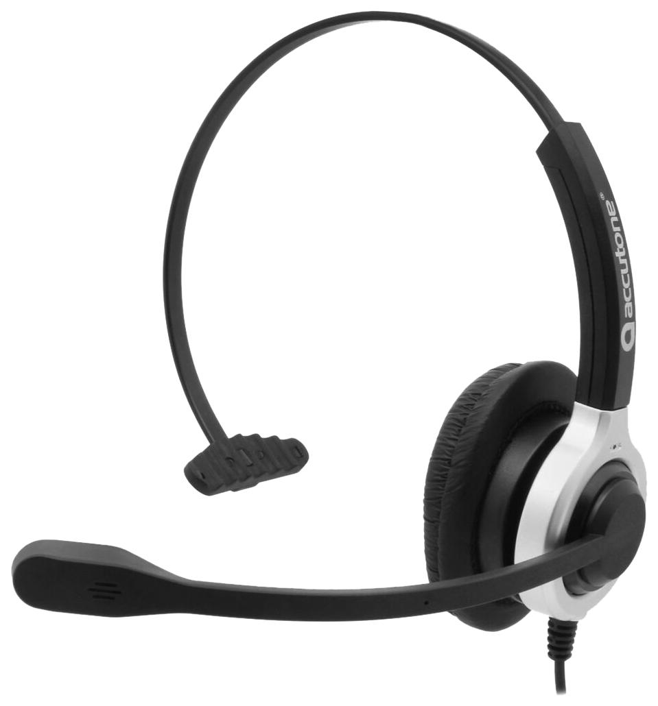 Гарнитура для телефонии Accutone WM610MKII QD White/Black
