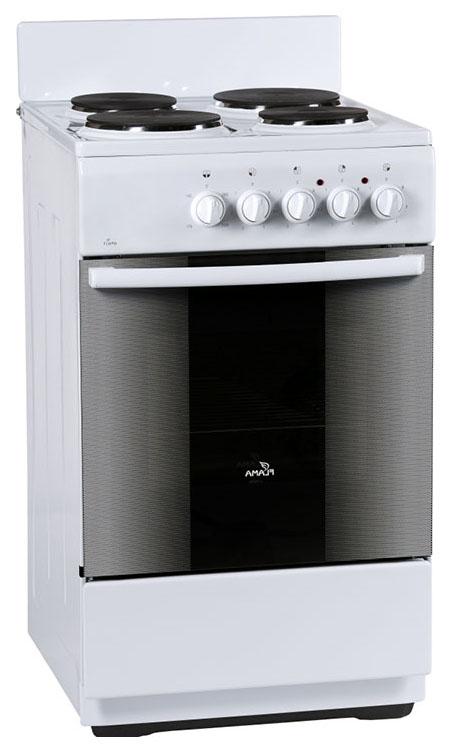 Электрическая плита Flama FE 1402 W White