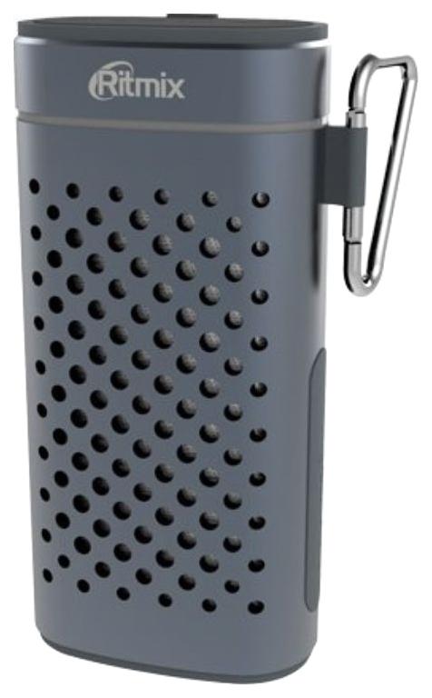 Беспроводная акустика Ritmix SP 440PB Grey