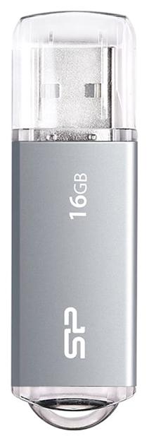 SILICON POWER 16GB ULTIMA II-I SPACE GRAY (SP016GBUF2M01V1TB6)