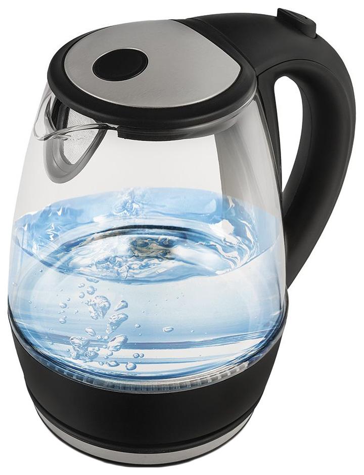 Чайник электрический Polaris PWK 1760CGL Black
