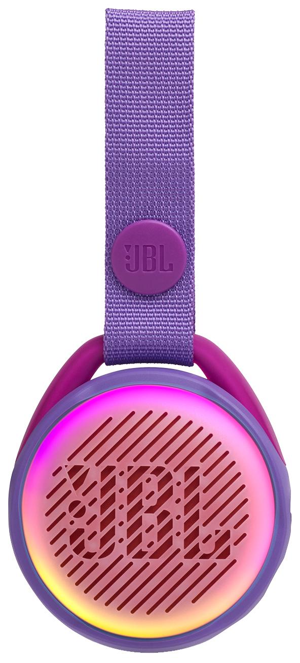 Беспроводная колонка JBL Jr Pop Cool Purple