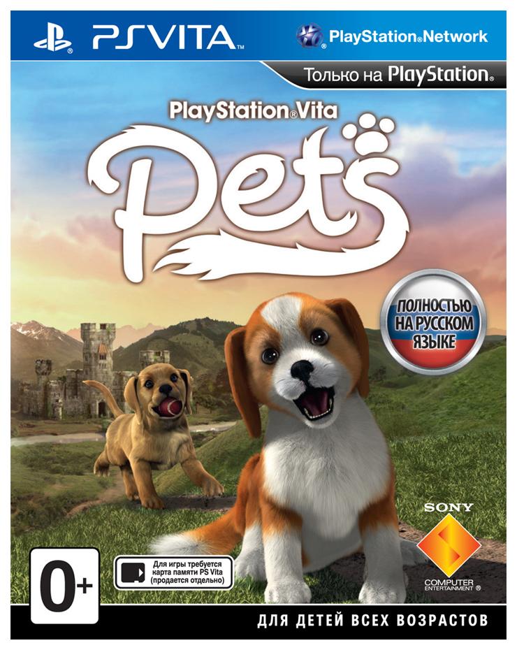 Игра Pets для PlayStation Vita