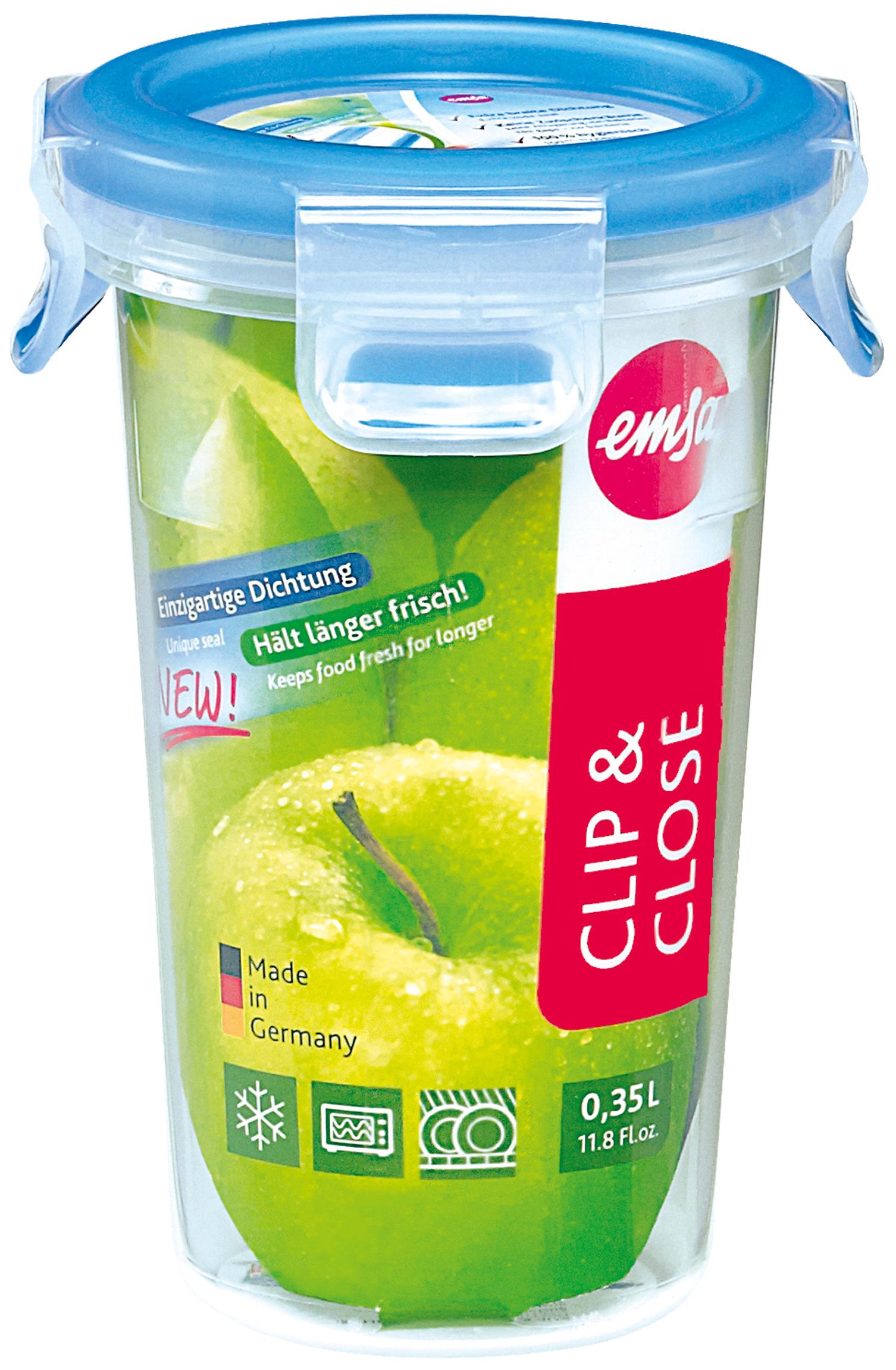 Контейнер для хранения пищи EMSA Clip#and#Close 3100508551 Прозрачный