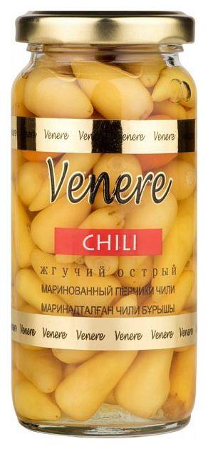 Перцы чили Venere маринованные 240 г фото
