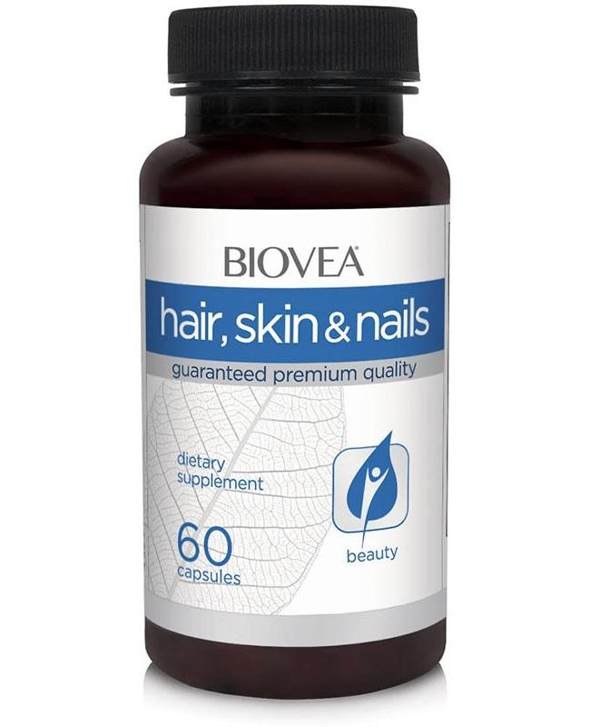 Витаминно минеральный комплекс BIOVEA Hair, Skin