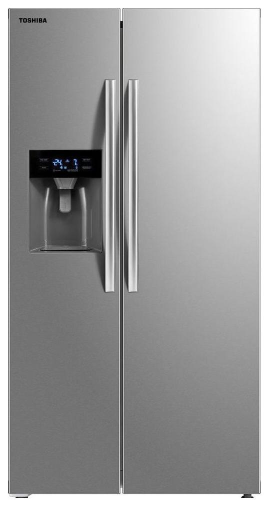 Холодильник Toshiba GR RS508WE PMJ(02) Silver