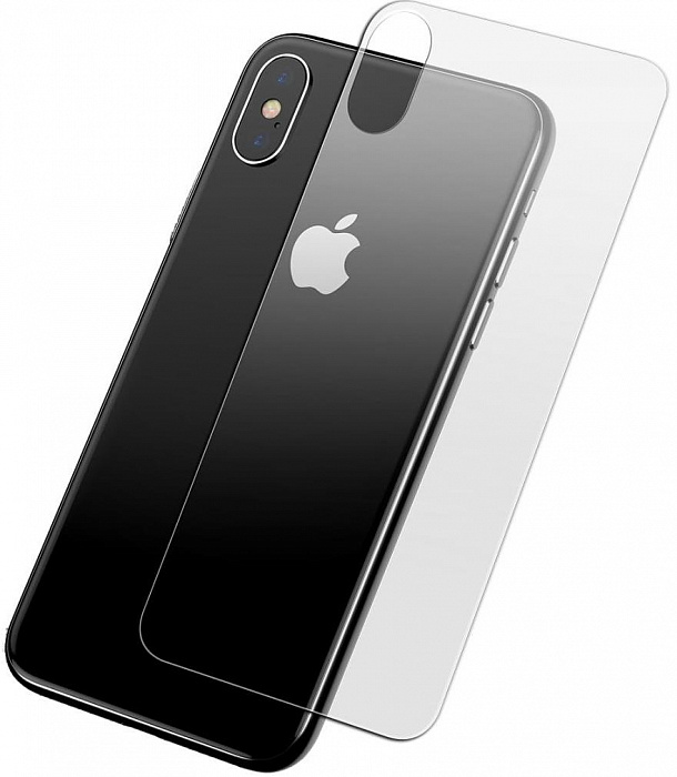 BASEUS FULL TEMPERED GLASS REAR PROTECTOR