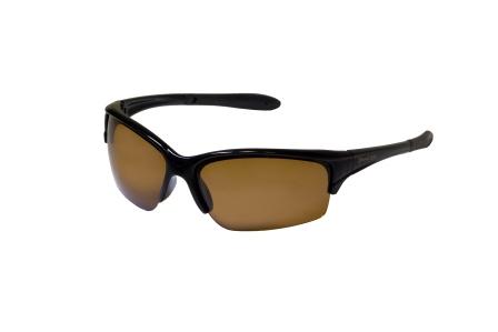 Поляризационные очки для водителя Drivers Club коричневая