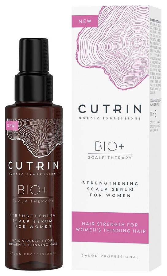 Сыворотка Cutrin Bio+ Strengthening Scalp Serum