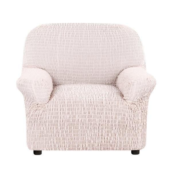 Чехол на кресло Еврочехол Сиена Венера бежевый