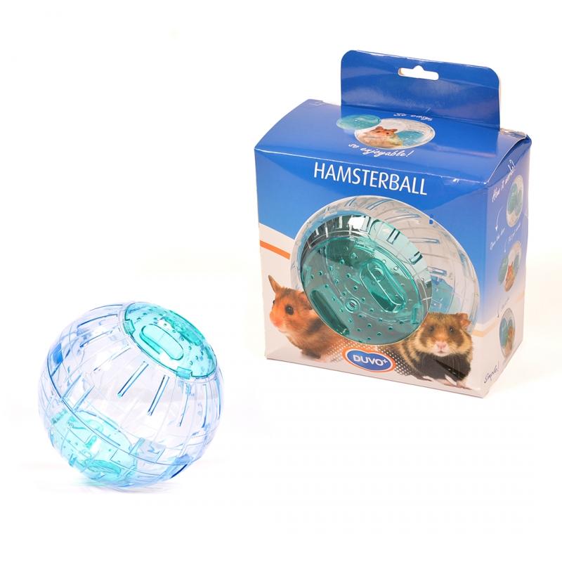 Прогулочный шар для мелких грызунов Duvo+ пластик,