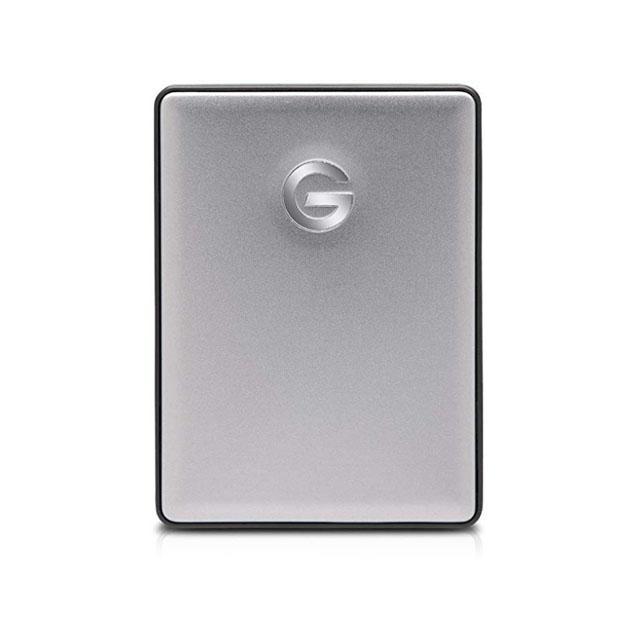 Внешний диск HDD G-Technology Drive Mobile 2TB Grey (0G10317)
