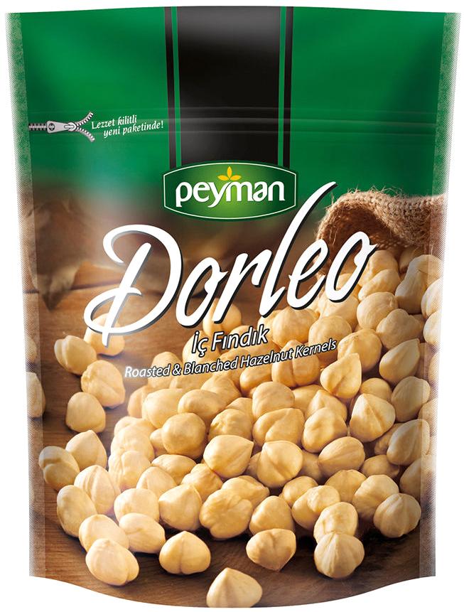 Фундук  Peyman  Dorleo жареный  130 г