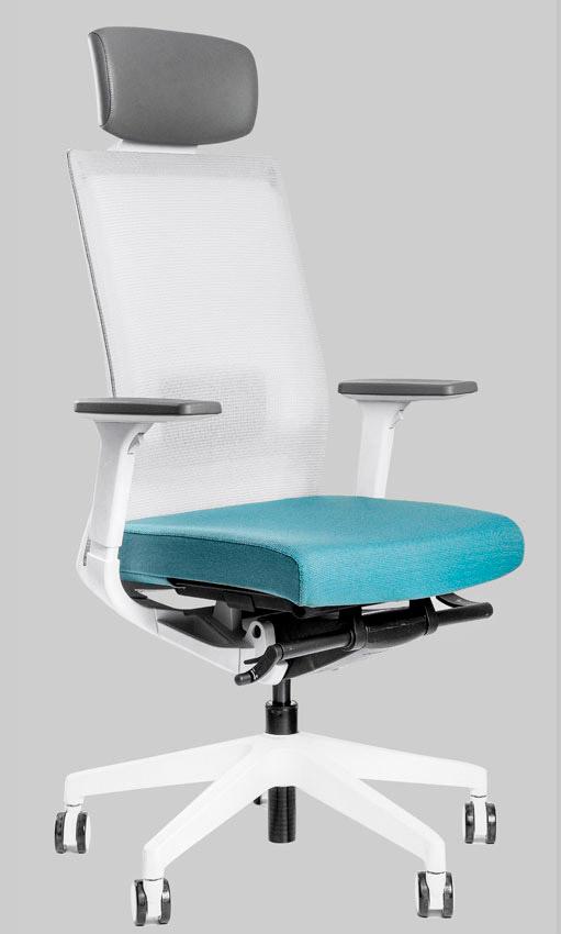 Офисное кресло Falto A1 12520, голубой