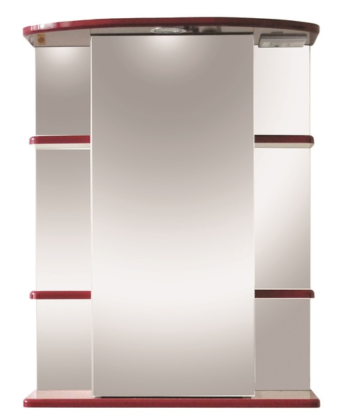 Зеркальный шкаф для ванной Orange Кларис 55 Kl-55ZSC