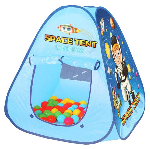 Игровая палатка Наша Игрушка Космический герой SY009