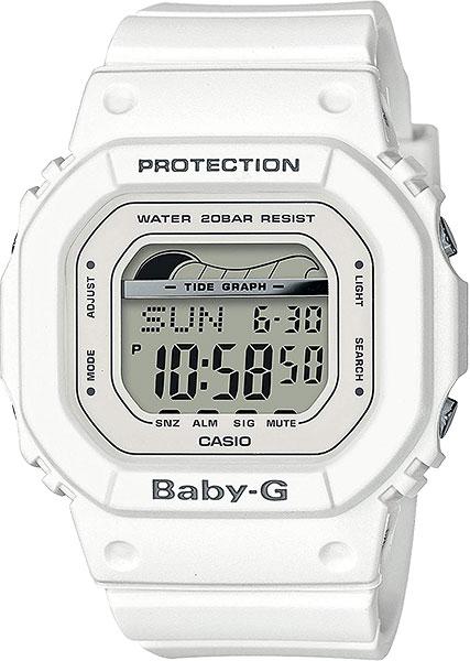 Наручные часы электронные женские Casio Baby-G BLX-560-7E фото