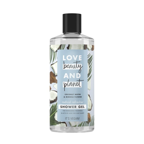 Гель для душа Love beauty #and# planet \