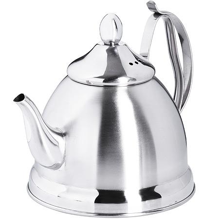 Заварочный чайник матовый 1 литр MB (х24) 29001
