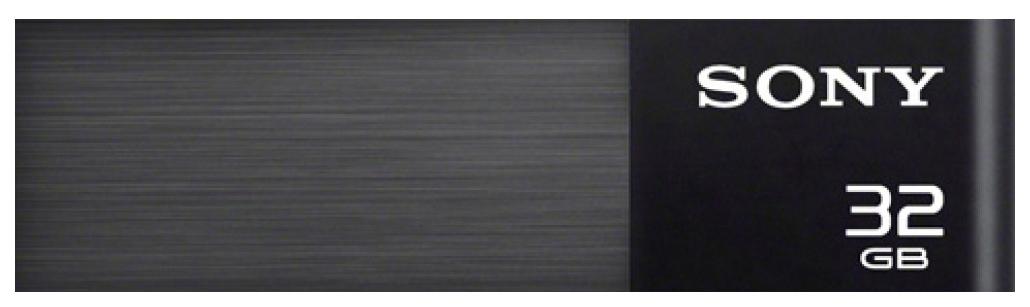 USB-флешка Sony USM32W/B 32GB Black