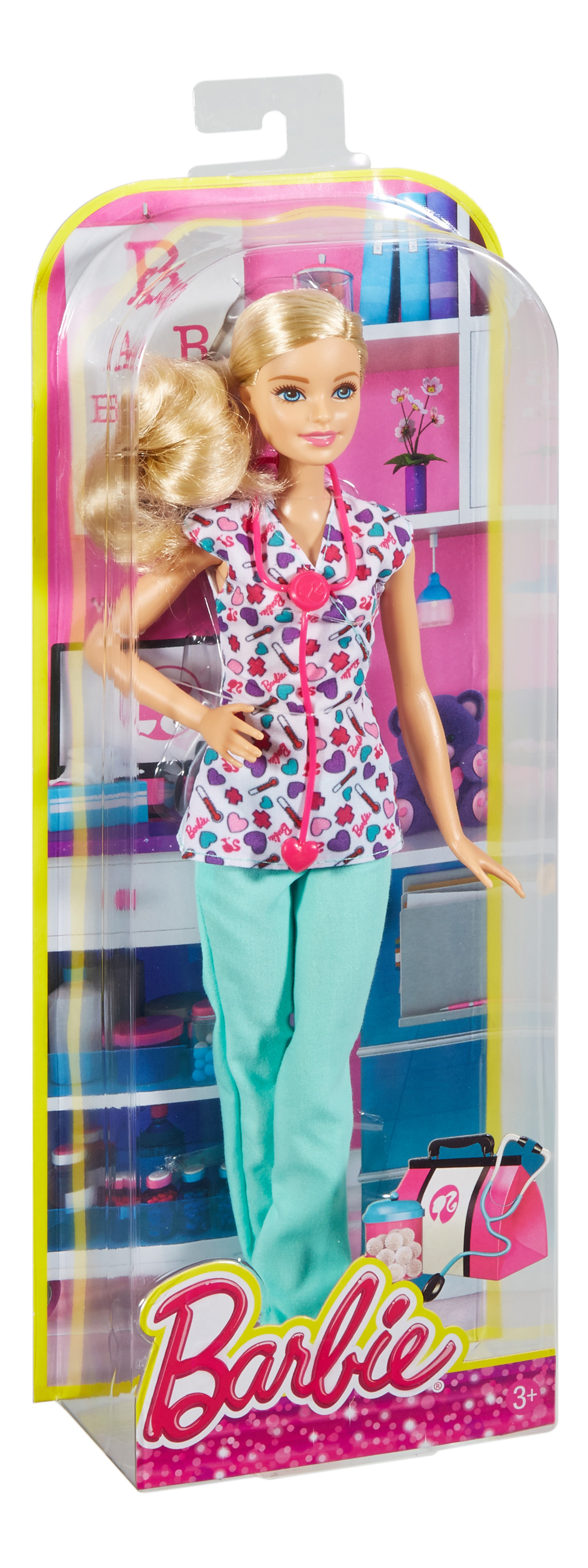 Кукла Barbie из серии Профессии DHB18 DMP54