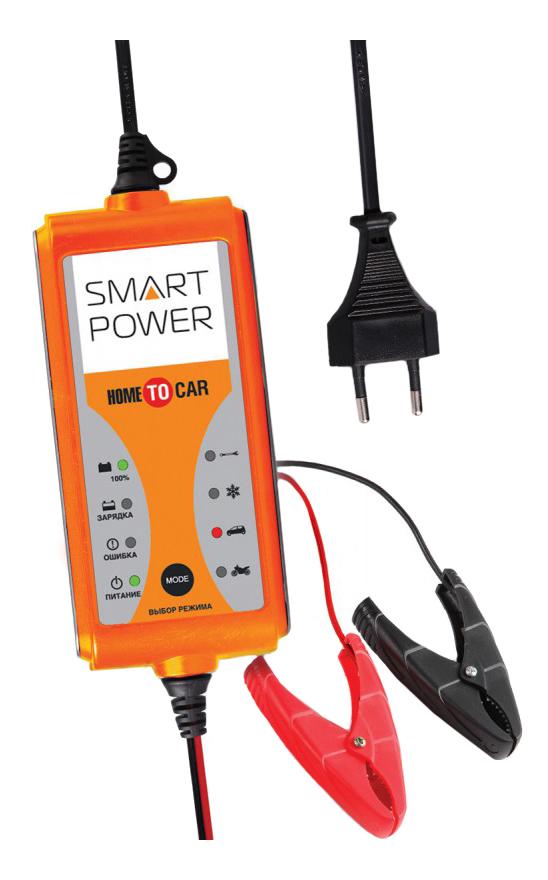 Пуско-зарядное устройство для АКБ BERKUT SP-4N фото