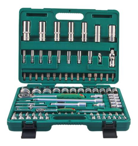 Набор инструментов для автомобиля JONNESWAY S04H52494S