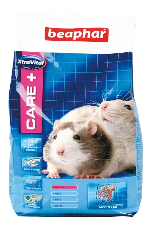 Корм для крыс Beaphar Care + 0.7 кг 1 шт