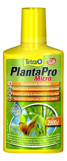 Средство для аквариумных растений TETRA PlantaPro Micro,