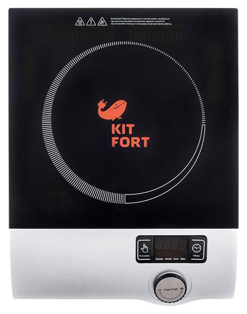 Настольная электрическая плитка Kitfort KT-108