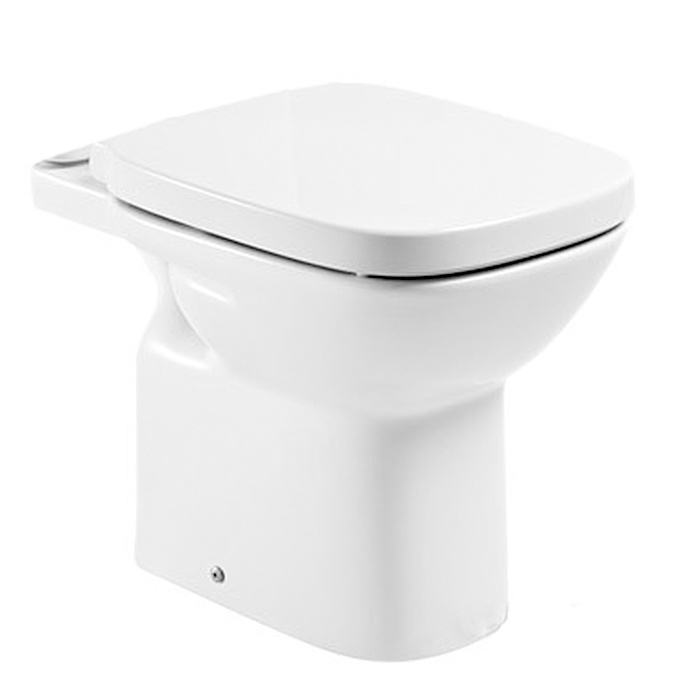 Унитаз-компакт Roca Debba A342997000 белый фото